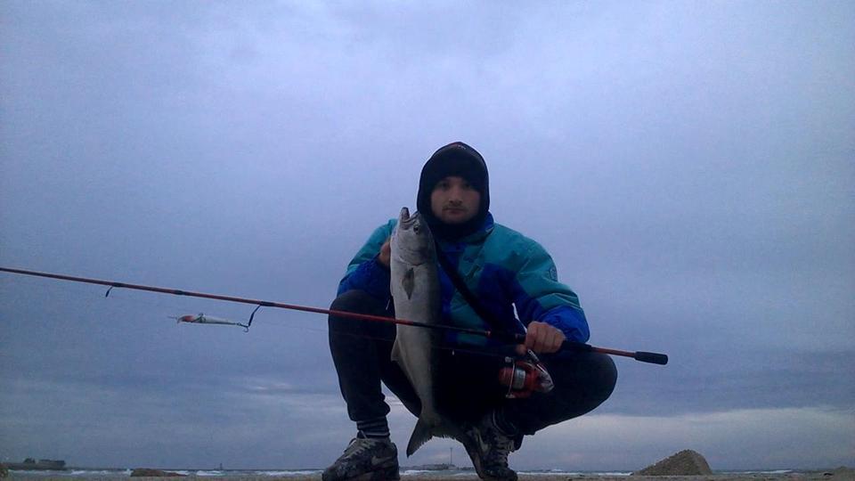 spinning pesce serra 2.4 kg