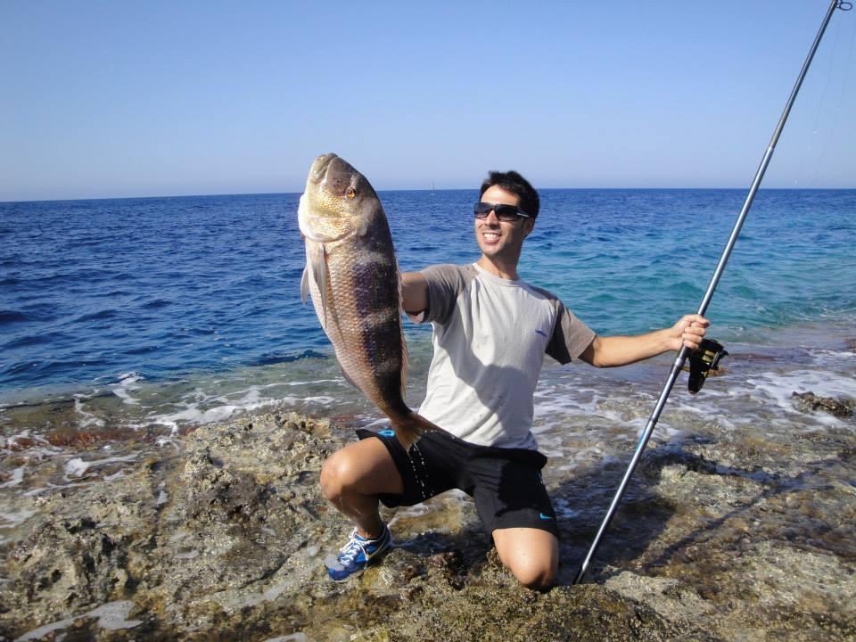 Dentice rockfishing